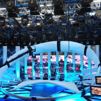 TV, Teatro e Comerciais